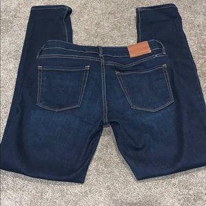 Lucky brand Lolita skinny jeans size 25
